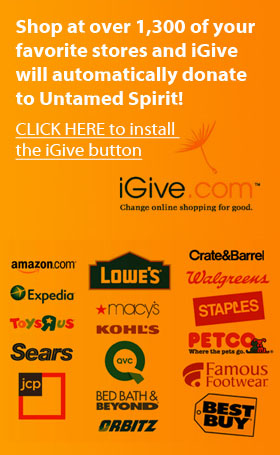 iGive Untamed Spirit